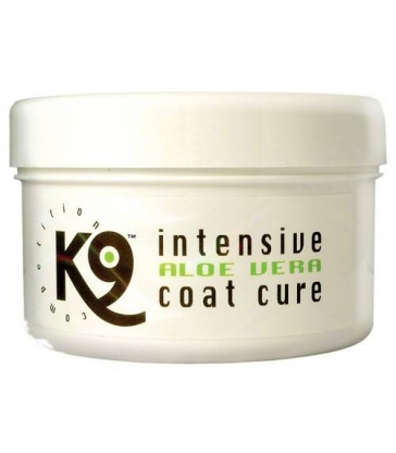 Crème Intensive Coat Cure K9 Competition - Soin Pelage Intensif