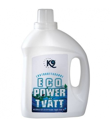 Lessive eco power K9