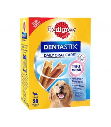 Dentastix grand chien - Boîte de 28 sticks