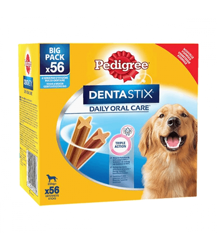 Dentastix grand chien - Boîte de 56 sticks
