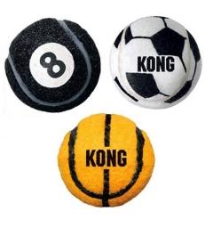 Lot de balles KONG® Sport Balls