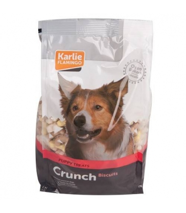 Friandises Karlie Flamingo Crunch Chiot