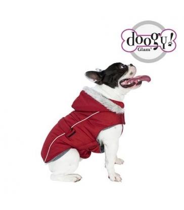Doudoune Softy Bulldogs Rouge