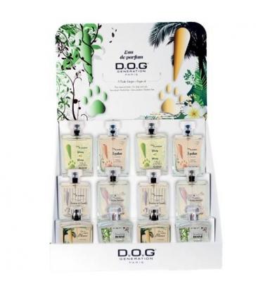 Présentoir parfum Dog Génération