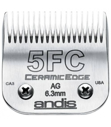Tête de coupe ceramic edge n°5FC Andis