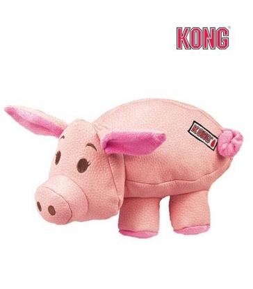 Jouet KONG® Phatz Cochon