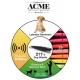 SIFFLET ACME 211 1/2 (vendu sans cordon)