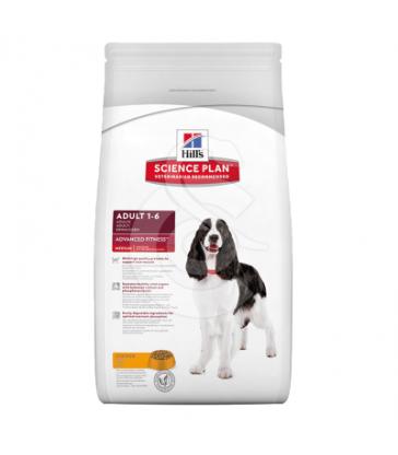 Canine Adult Medium Poulet Advanced Fitness