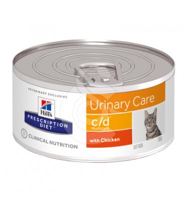 Feline C/D Multicare Boite Emincé