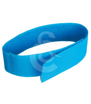 Bracelet velcro pour repérage des bovins