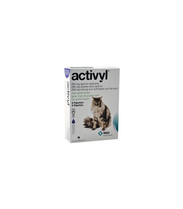 Activyl Cats 200 mg