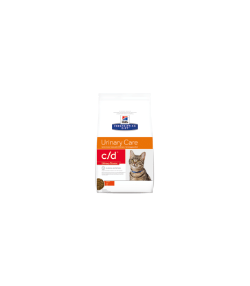 Feline C/D Urinary Stress Poulet