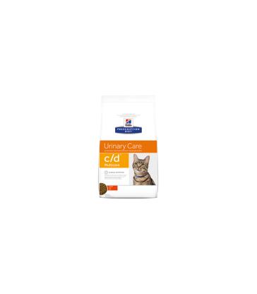 Feline C/D Multicare Poulet