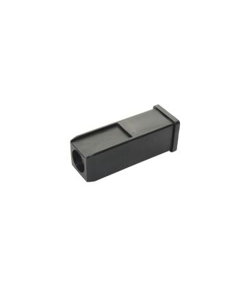 Embout nylon noir