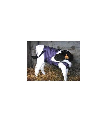 Manteau polaire pour veau