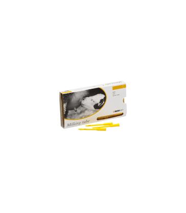 Sonde trayeuse Bovivet jaune stérile UU