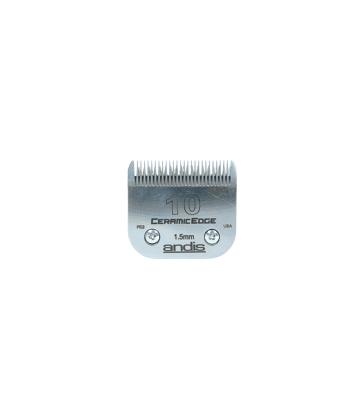 Tête de tonte Andis céramique pour AGR+VET - Moser Max45...