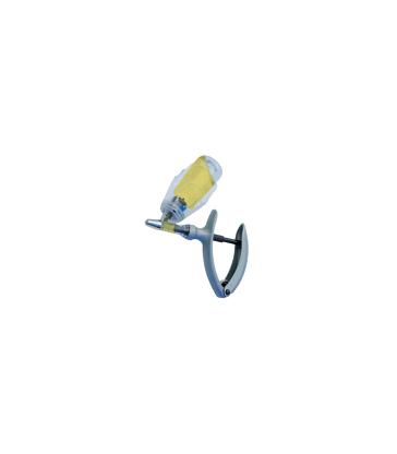 Seringue Eco-Matic avec porte-flacon