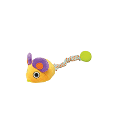 Jouet chat Petstages : Scooting Mouse