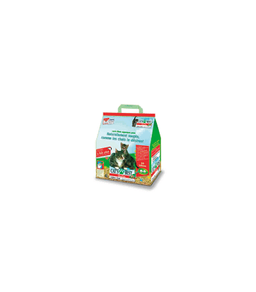 Litière compostable Cat's Best Original (ex Okoplus)