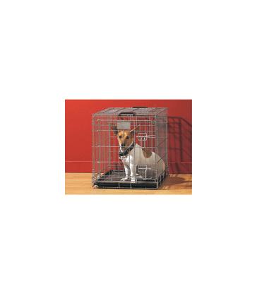 Cage métal Dog Résidence classique
