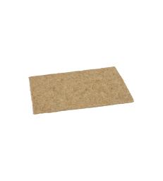Tapis de chanvre pour rongeurs . L40 x P25 cm