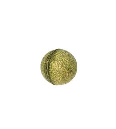 Jouet chat : balle d'herbe à chat . D : 2,5cm - 17 g