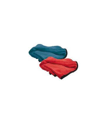 Serviette de séchage microfibre pour chien et chat