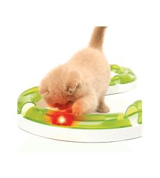 Balle lumineuse pour circuit de jeu pour chat Wave Circuit
