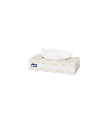 Mouchoirs blancs Tork