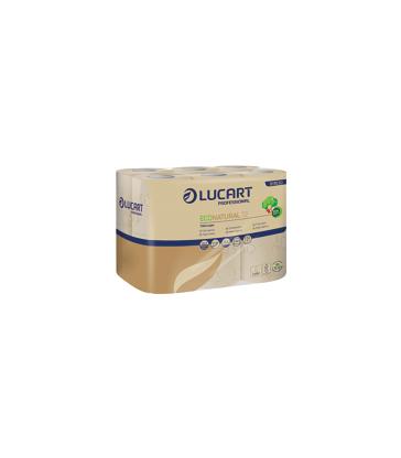 Papier toilette EcoNatural Rouleau 200 feuilles 2 plis