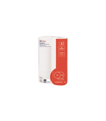 Papier toilette blanc Ecolabel