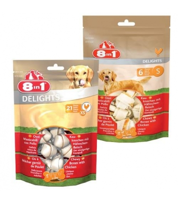 "Friandises 8 in 1 ""Delight"" en sachet"
