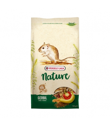 Nature gerbil - Sac de 700g
