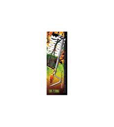 Crochet télescopique pour serpent