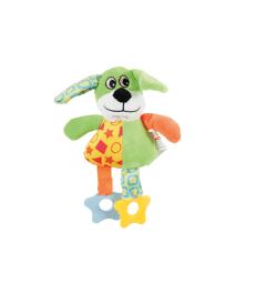 Jouet chien Zolux : Puppy Chien vert