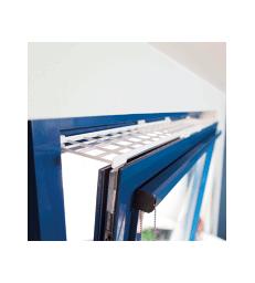Grille de protection pour fenêtre OB - Haut/Bas