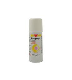 Aluspray . Flacon de 220 ml de 12 g de suspension