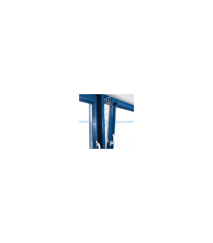 Grille de protection pour fenêtre OB - Latéral