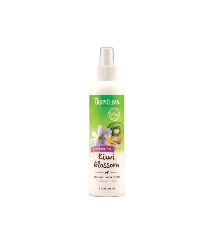 Spray Désodorisant Tropiclean Fleur de Kiwi