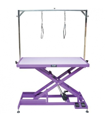 Table de toilettage électrique Callisto Violette