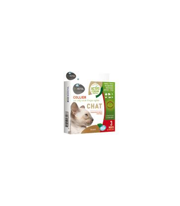 Biovetol Collier Chat