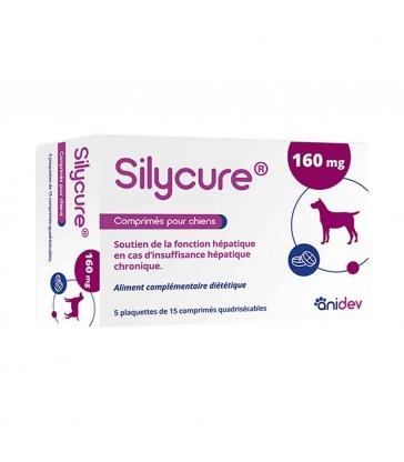 Silycure 160mg - Boîte de 5 blisters de 15 comprimés