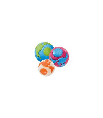 Jouet chien Planet Dog : Orbee-Tuff Ball