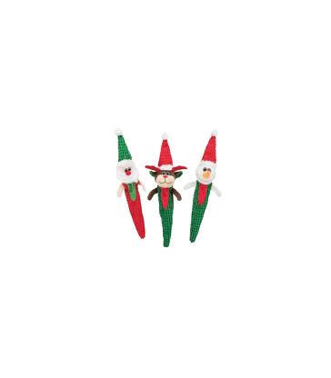 Jouet Noël chien : 6 peluches