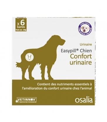 Easypill chien Confort Urinaire - Boîte de 168g