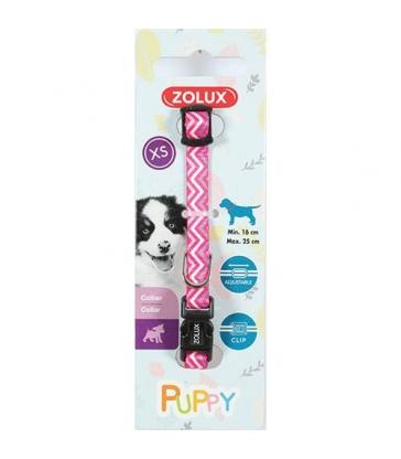 Collier chiot Rose Puppy Pixie Zolux
