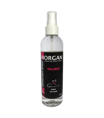 Spray démêlant senteur Malabar Morgan