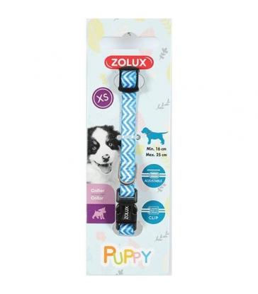Collier chiot Bleu Puppy Pixie Zolux