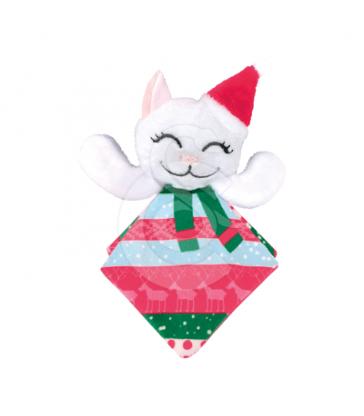 Kong Cat Holiday Crackles Santa Kitty Assorted